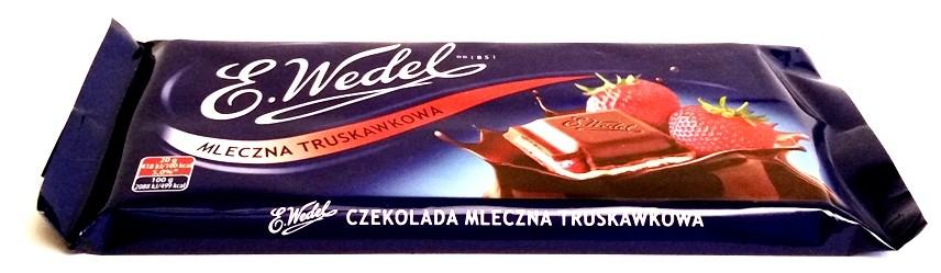 Wedel, Mleczna Truskawkowa (1)