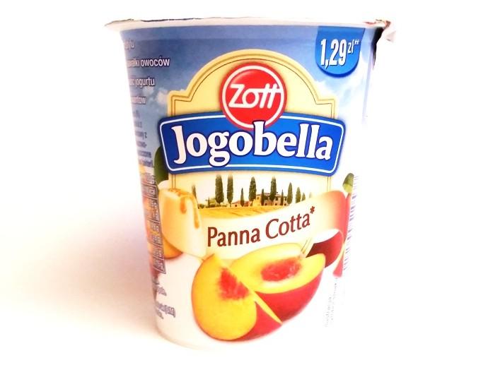 Zott, Jogobella Panna Cotta brzoskwinia-marakuja (1)