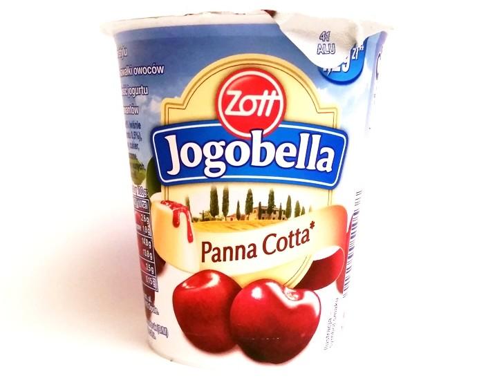 Zott, Jogobella Panna Cotta wiśnia (1)