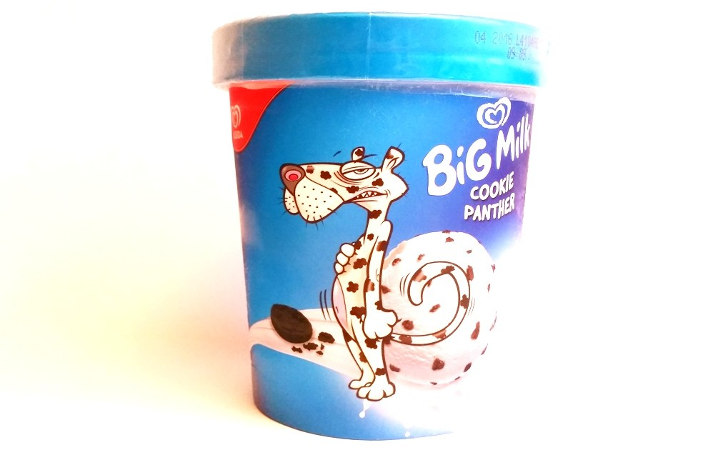 Algida, Big Milk Cookie Panther (1)