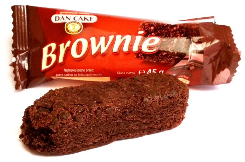 Dan Cake, Brownie (2)