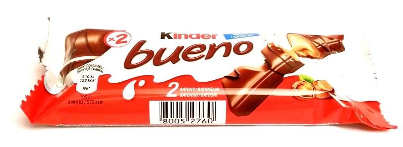 Ferrero, Kinder Bueno (1)