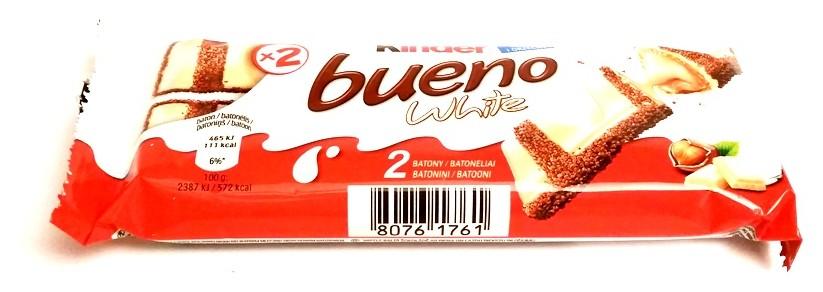 Ferrero, Kinder Bueno White (1)