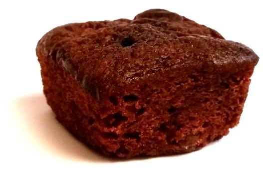 McEnnedy, Mini Brownies with Chocolate Chips Lidl tydzień amerykański (4)