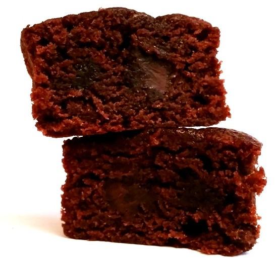 McEnnedy, Mini Brownies with Chocolate Chips Lidl tydzień amerykański (5)