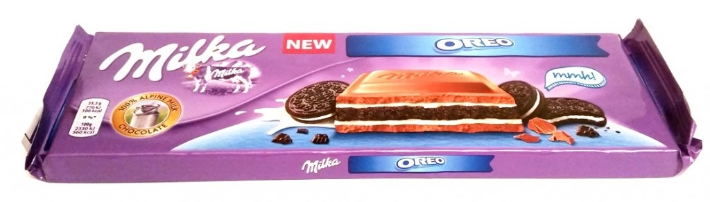 Milka, Oreo (300 g) (1)