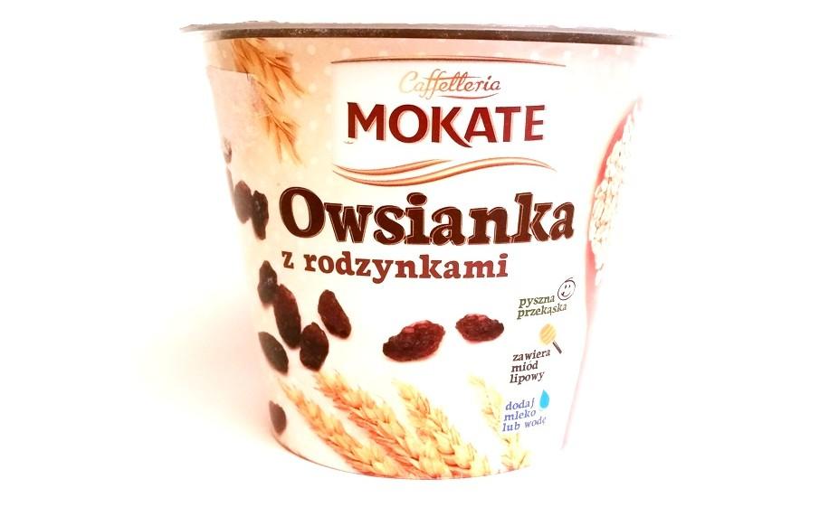 Mokate, Owsianka z rodzynkami (1)