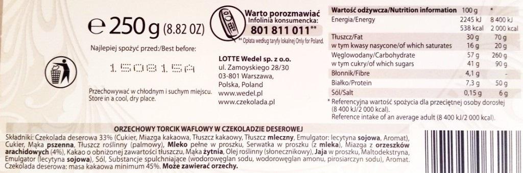 Wedel, Torcik Wedlowski (4)