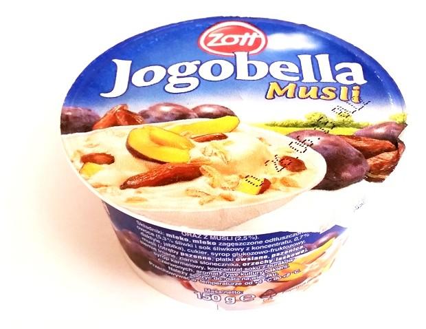 Zott, Jogobella Musli śliwki-daktyle (1)