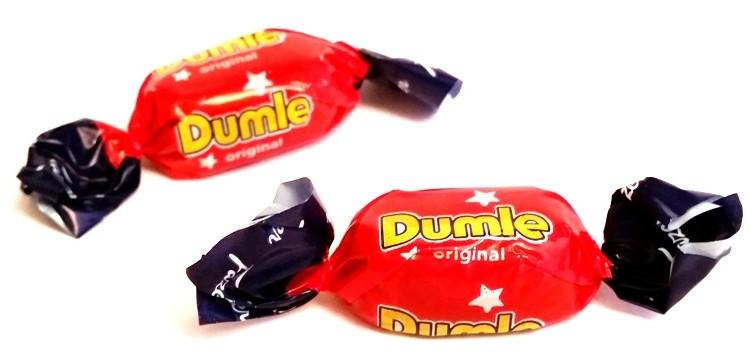 Fazer, cukierki Dumle (1)