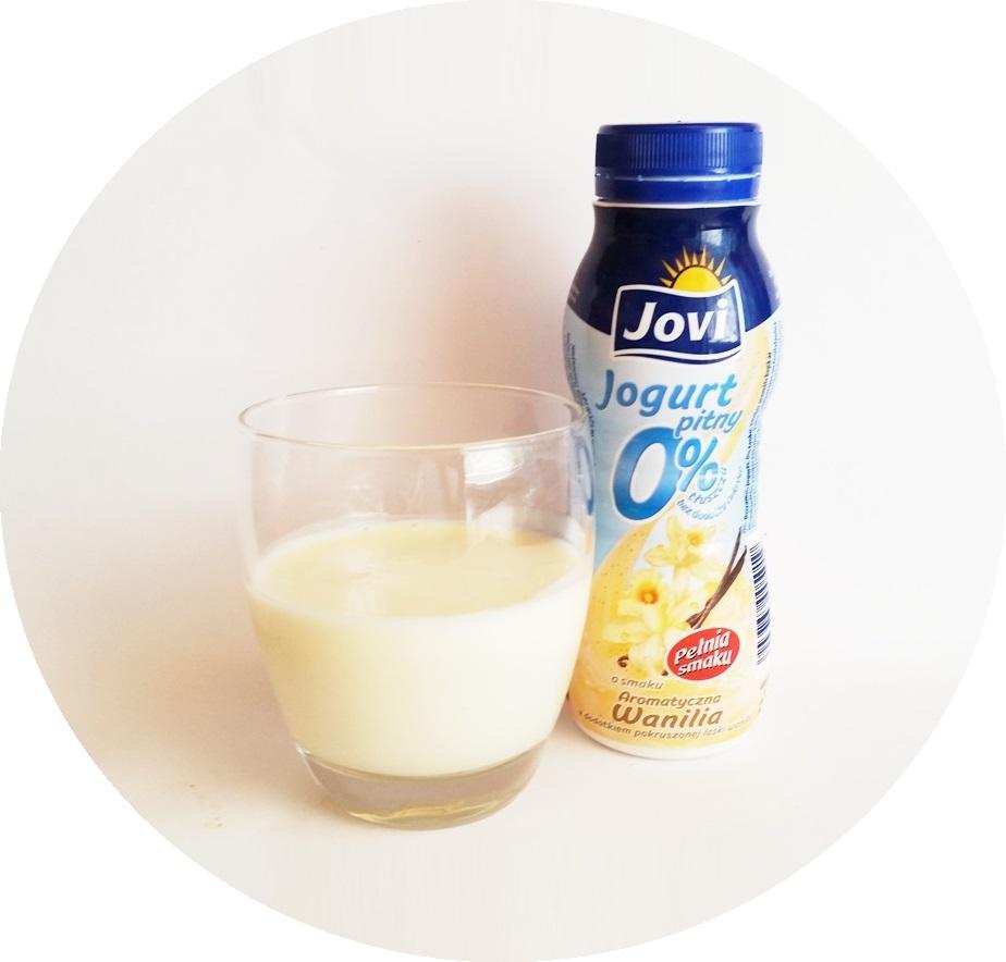 Jovi, Jogurt pitny 0 light Aromatyczna Wanilia (3)