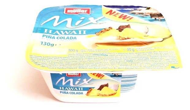 Muller, Muller Mix Hawaii Pina Colada (1)