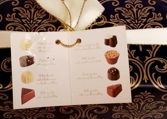 Łużyckie Praliny, Bella Vista Kolekcja czekoladek Premium (2)