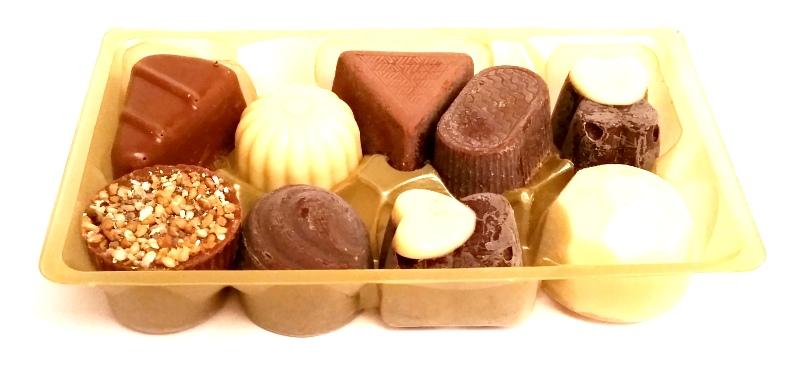 Łużyckie Praliny, Bella Vista Kolekcja czekoladek Premium (4)