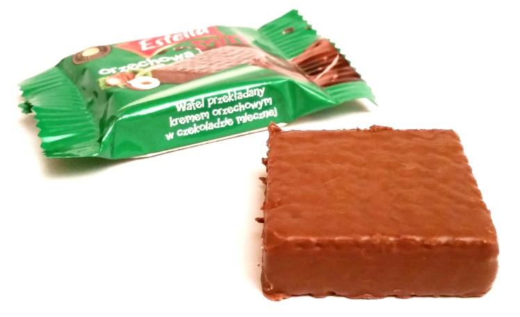 Goplana, Estella mini w czekoladzie orzechowa (1)