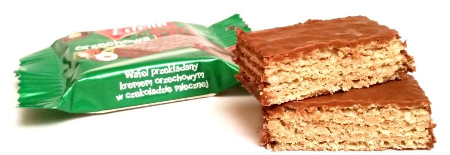 Goplana, Estella mini w czekoladzie orzechowa (2)