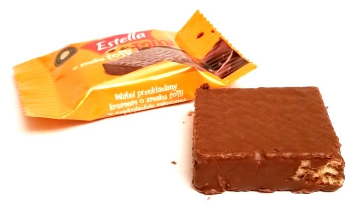 Goplana, Estella mini w czekoladzie toffi (1)
