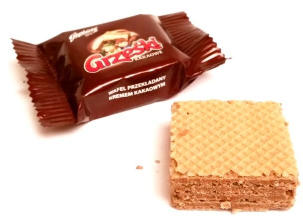 Goplana, Grześki kakaowe (1)