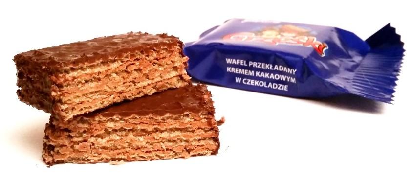 Goplana, Grześki kakaowe w czekoladzie (2)