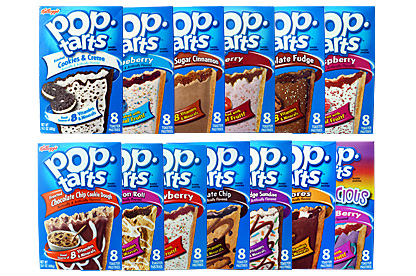 Keloggs, Pop Tarts