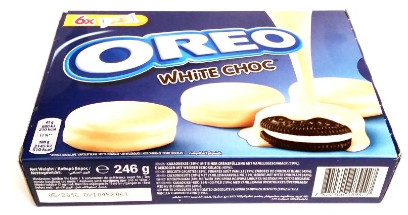 Mondelez, Oreo White Choc (1)