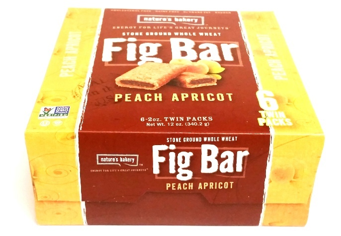 Natures Bakery, Fig Bar Peach Apricot (1)