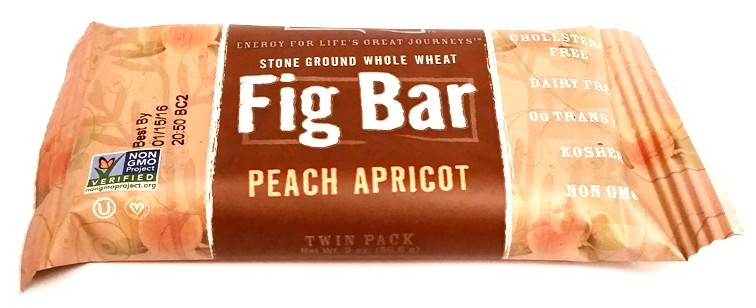 Natures Bakery, Fig Bar Peach Apricot (3)