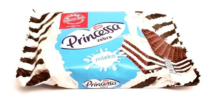Nestle, Princessa Zebra (1)