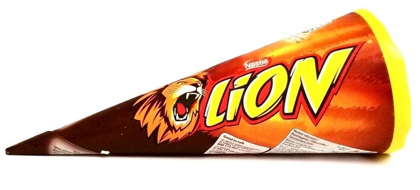 Nestle, rożek Lion (1)