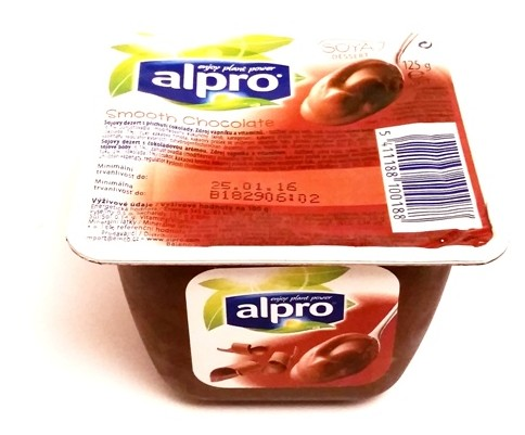 Alpro, Smooth Chocolate (1)