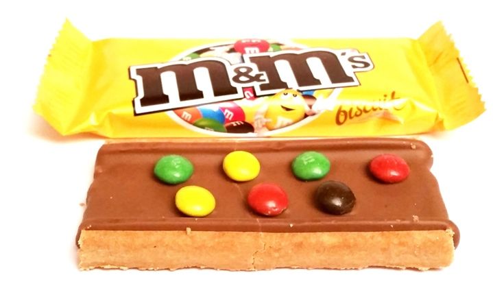 Mars, MMs biscuit (3)