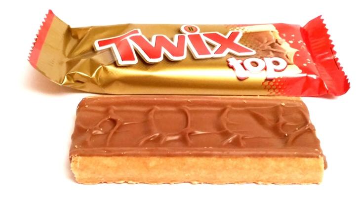 Mars, Twix top (2)