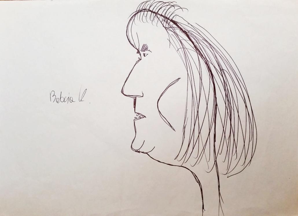 Rysunek babcia Kazia (1)