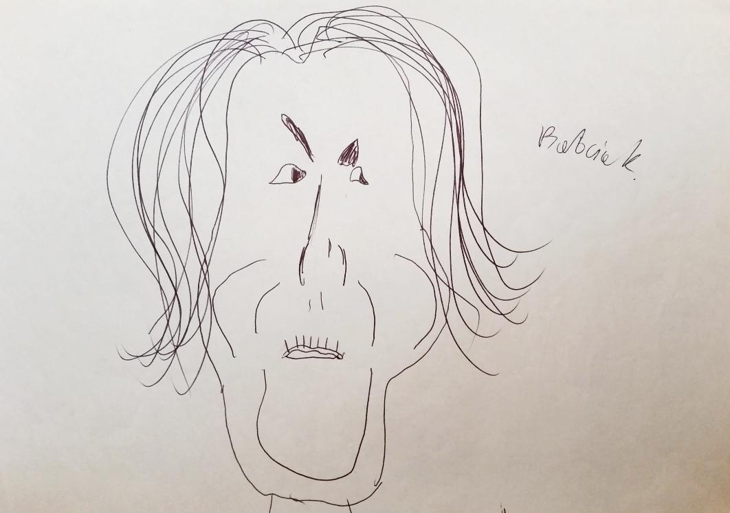 Rysunek babcia Kazia (3)