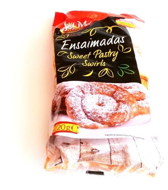 Sol&Mar, Ensaimadas Sweet Pastry Swirls (1)