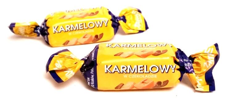 Wawel, Karmelowy w czekoladzie (2)