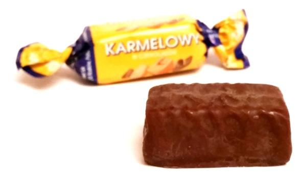 Wawel, Karmelowy w czekoladzie (3)