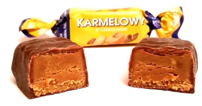 Wawel, Karmelowy w czekoladzie (4)