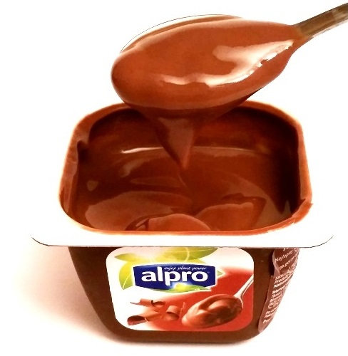Alpro, Smooth Chocolate lyzka