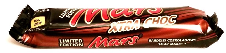 Mars, Mars Xtra Choc (2)
