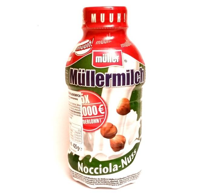 Muller, Mullermilch Nocciola-Nuss (1)