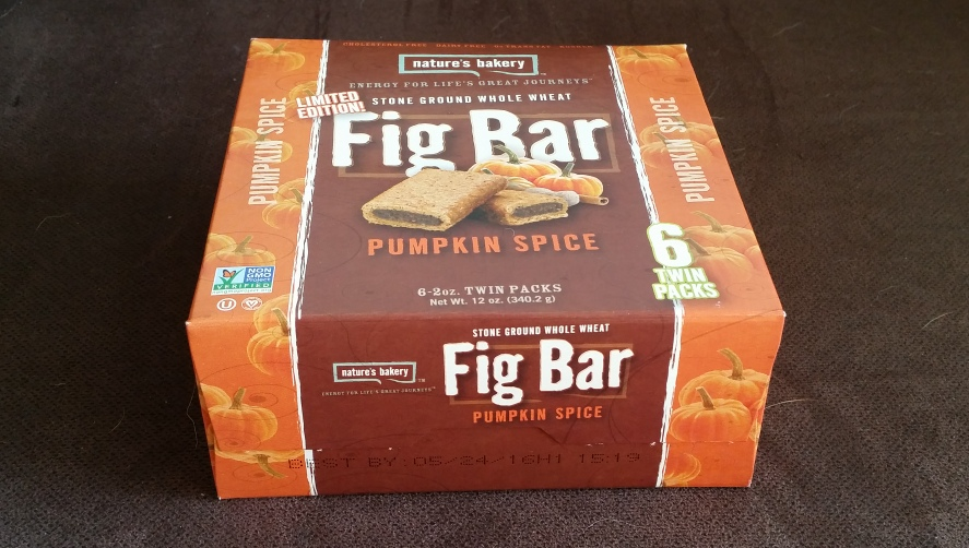 Natures Bakery, Fig Bar Gluten Free and Pumpkin Spice (4)