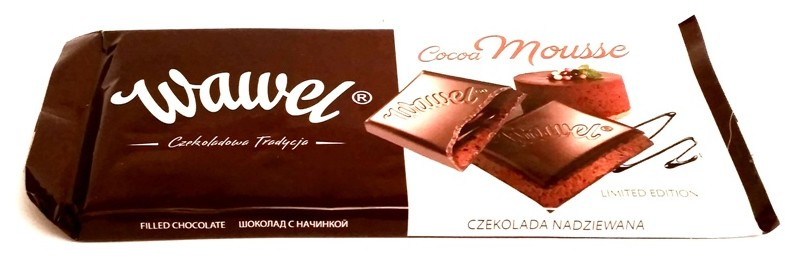 Wawel, Cocoa Mousse (100 g) (1)