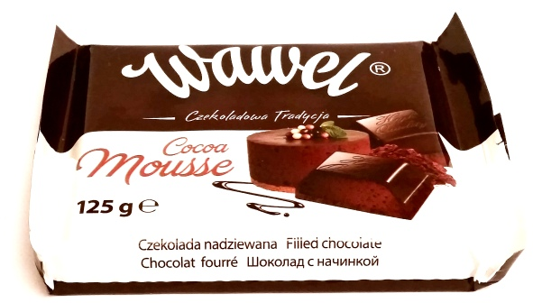 Wawel, Cocoa Mousse (125 g) (1)