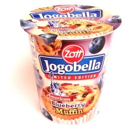 Zott, Jogobella American Blueberry Muffin (1)