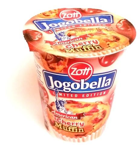 Zott, Jogobella American Cherry Muffin (1)