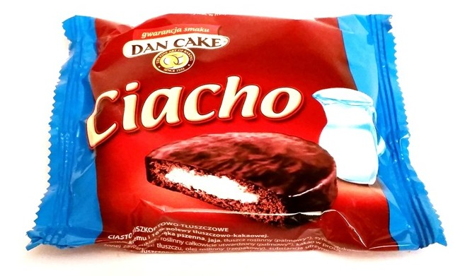 Dan Cake, Ciacho (1)