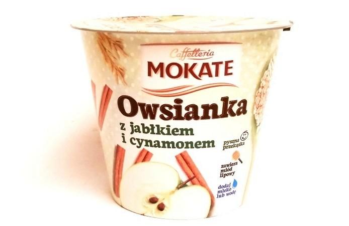 Mokate, Owsianka z jabłkiem i cynamonem (1)