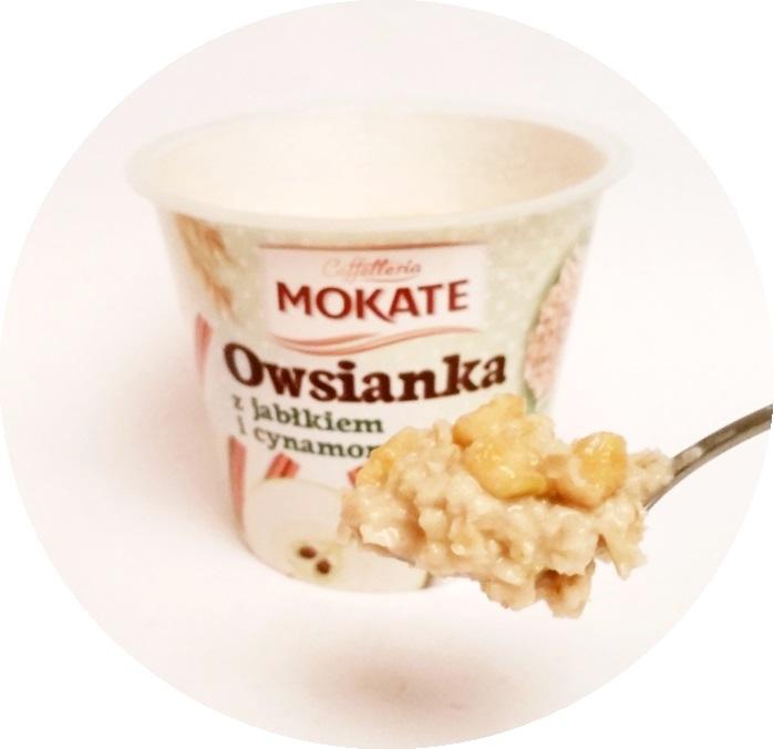 Mokate, Owsianka z jabłkiem i cynamonem II (3)
