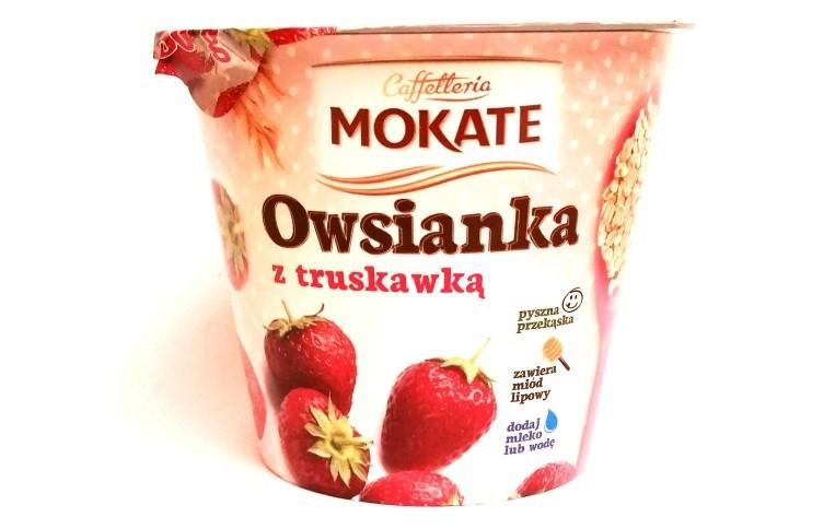 Mokate, Owsianka z truskawką (1)